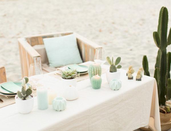 Mariage à L'Ariadne plage